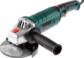 Угловая шлифовальная машина (болгарка) Hammer Flex USM 1200 E угловая шлифовальная машина болгарка hammer usm 850 a 159 018