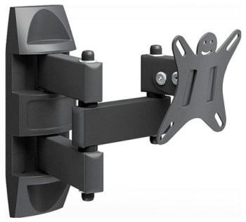 Кронштейн для телевизоров Holder LCDS-5039 металлик holder lcds 5065 black gloss кронштейн для тв