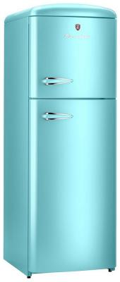 Двухкамерный холодильник Rosenlew RT 291 Pale Blue 2x yongnuo yn600ex rt yn e3 rt master flash speedlite for canon rt radio trigger system st e3 rt 600ex rt 5d3 7d 6d 70d 60d 5d