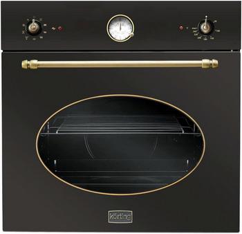 Встраиваемый электрический духовой шкаф Korting OKB 482 CRSN встраиваемый электрический духовой шкаф korting okb 482 crsi