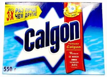 Средство от накипи CALGON 2IN1 для умягчения воды 550 г средство от накипи calgon 2in1 для умягчения воды 550 г