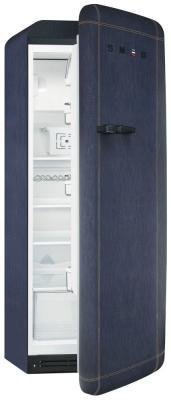 Однокамерный холодильник Smeg FAB 28 RDB однокамерный холодильник smeg fab 28 rr1