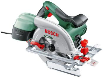 Дисковая (циркулярная) пила Bosch PKS 55 A (0603501020) аккумуляторная дисковая пила bosch pks 18 li 2 5ah x1 06033b1302