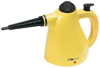 Пароочиститель Clatronic DR 2930 gelb-schwarz цена