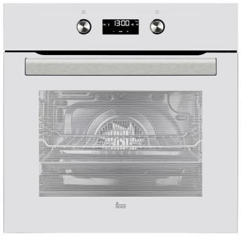 Встраиваемый электрический духовой шкаф Teka HS-710 White встраиваемый электрический духовой шкаф teka hr 650 white cream
