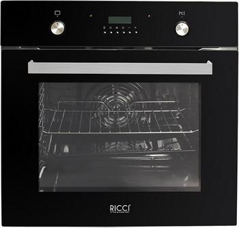 Встраиваемый электрический духовой шкаф Ricci REO-C4E3 встраиваемый электрический духовой шкаф smeg sf 122 e