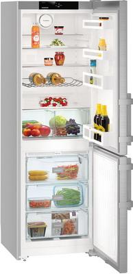 Двухкамерный холодильник Liebherr CNef 3515 двухкамерный холодильник liebherr ctpsl 2541