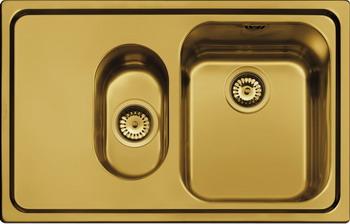 Кухонная мойка Smeg SP 7915 SOT кухонная мойка smeg lgm 861 s 2