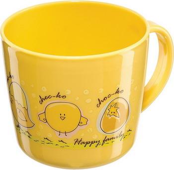 Чашка взрослая Happy Baby BABY MUG 15006 Yellow