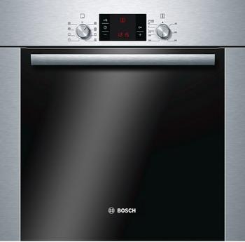 Встраиваемый электрический духовой шкаф Bosch HBA 63 B 258 F bosch hba 43t350