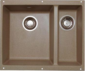 Кухонная мойка LAVA U.2 (SAHARA бежевый)