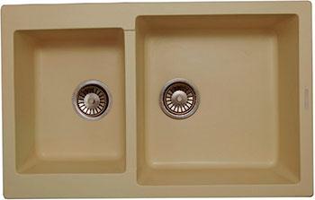 Кухонная мойка LAVA D.3 (CAMEL сафари) кухонная мойка ukinox stm 800 600 20 6