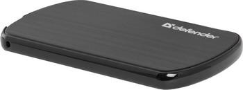 Зарядное устройство портативное универсальное Defender ExtraLife Terra 1650 mAh 83621 аккумулятор внешний defender extralife 5200 white
