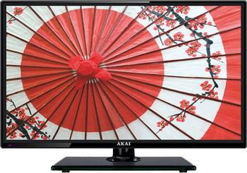 LED телевизор Akai LEA-39 K 48 P жк телевизор supra 39 stv lc40st1000f stv lc40st1000f
