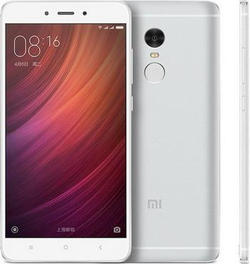 Мобильный телефон Xiaomi Redmi Note 4 64 Gb Серебристый xiaomi redmi note 3200mah cameronsino