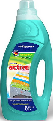 Средство для стирки Topperr A 1414 ACTIVE topperr a 1614 color