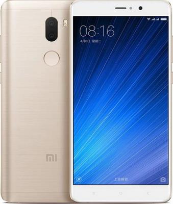 Мобильный телефон Xiaomi Mi5S Plus 64 Gb золотистый xiaomi mi 5s pochti kak mi 5