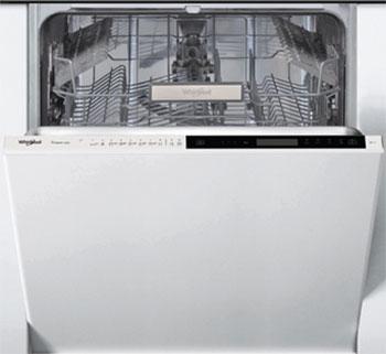 Полновстраиваемая посудомоечная машина Whirlpool WIP 4O 32 PG E carhartt wip wip script 9 4 oz dark grey heather white
