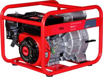 Мотопомпа для сильнозагрязненной воды FUBAG PG 950 T 838246 мотопомпа для чистой воды fubag pg 302