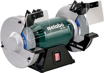 Точило электрическое Metabo DS 150 230В/350вт 150х20х20 мм 619150000 станок точильный metabo ds 150 619150000