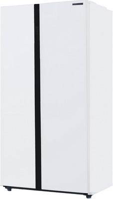 Холодильник Side by Side Kenwood KSB-1755 GW холодильник side by side kenwood ksb 1755 gw
