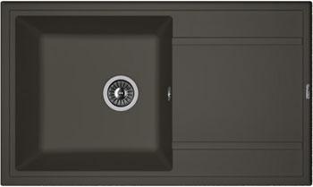 Кухонная мойка Florentina Липси-860 860х510 антрацит FSm искусственный камень zumman fsm 881