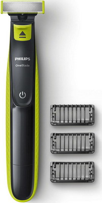 Триммер для лица Philips QP 2520/20 OneBlade микроволновая печь встраиваемая gorenje bm6250 ora w