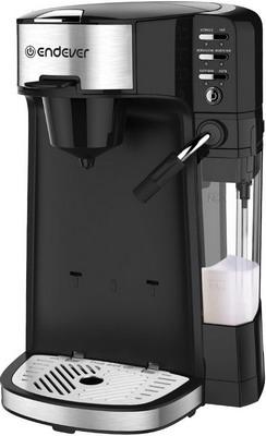 Кофеварка Endever Costa-1070 кофеварка endever 1040 costa 550 вт белый
