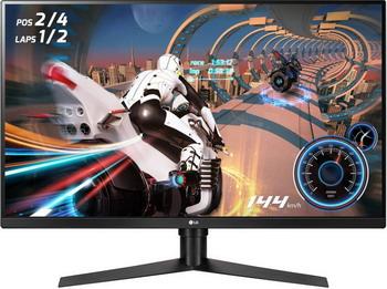 ЖК монитор LG 32 GK 850 F-B Black
