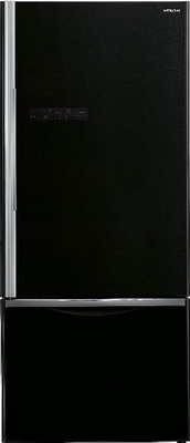 Двухкамерный холодильник Hitachi R-B 572 PU7 GBK hitachi r m 702 gpu2 gbk