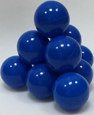 Набор мячей для сухого бассейна Hotnok синие sbh 111 стойка для гимнастических мячей на 9 шт grome fitness pbr 111 gbr 104