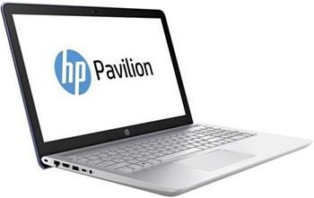 цена на Ноутбук HP Pavilion 15-cc 006 ur (1ZA 90 EA) Opulent Blue