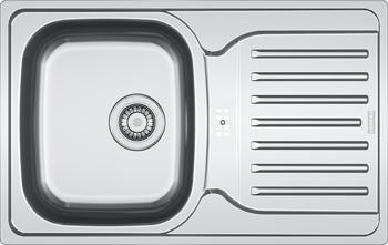 Кухонная мойка FRANKE POLAR нерж PXN 614-78 101.0192.910 подвесной светильник lightstar 810030