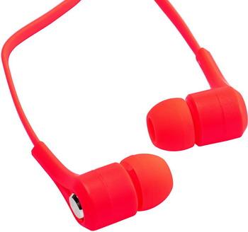 Вставные наушники Harper HV-402 orange вставные наушники harper hv 501 grey