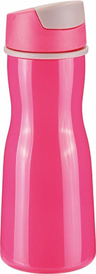 Бутылка для напитков Tescoma PURITY 0.7 л розовый 891982.19 цена