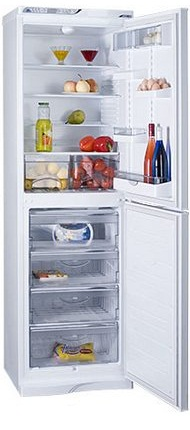Двухкамерный холодильник ATLANT МХМ 1848-62 двухкамерный холодильник don r 295 b