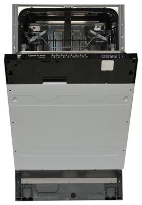 Полновстраиваемая посудомоечная машина Zigmund amp Shtain DW 69.4508 X полновстраиваемая посудомоечная машина samsung dw 50 k 4030 bb rs