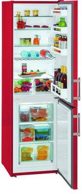 Двухкамерный холодильник Liebherr CUfr 3311 liebherr cuag 3311 20