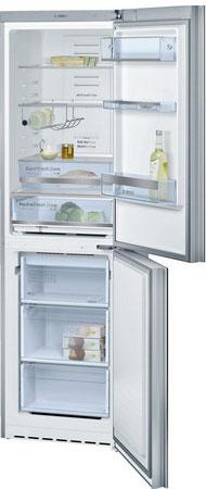 Двухкамерный холодильник Bosch KGN 39 SA 10 R двухкамерный холодильник don r 297 g