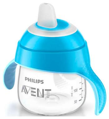 Чашка-непроливайка Philips Avent Comfort SCF 751/00 набор для кормления детей philips avent scf 251 00