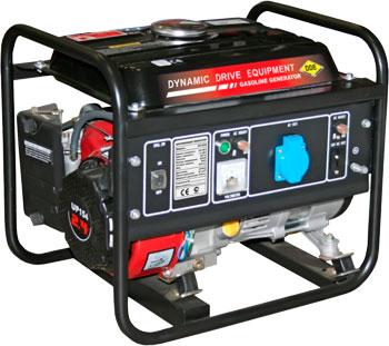 Электрический генератор и электростанция DDE GG 1300  электрогенератор dde gg 2700