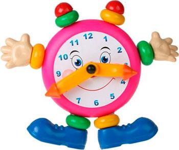 Игрушка развивающая Плэйдорадо Веселые часы набор чашек с чайником плэйдорадо 21002