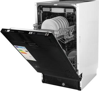 Полновстраиваемая посудомоечная машина Zigmund amp Shtain DW 129.4509 X pen style 1 3 screen ph value meter white grey