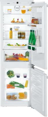 Встраиваемый двухкамерный холодильник Liebherr ICU 3324 Comfort двухкамерный холодильник liebherr cnp 4758