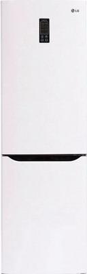 Двухкамерный холодильник LG GA-B 429 SQQZ холодильник с морозильной камерой lg ga b409uqda