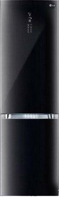Двухкамерный холодильник LG GA-B 499 TGLB двухкамерный холодильник don r 297 b