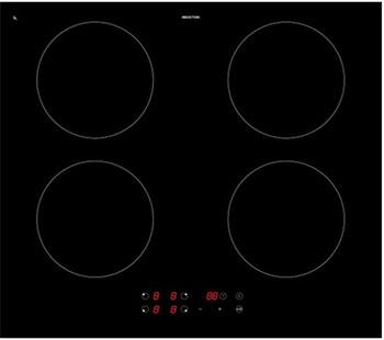 Встраиваемая электрическая варочная панель Korting HI 6404 B korting hi 6203 black