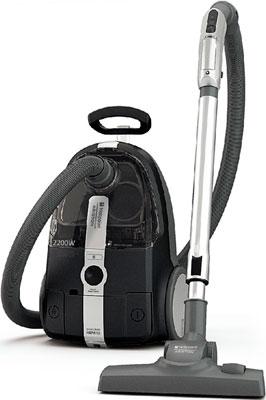 Пылесос Hotpoint-Ariston SL B 24 AA0 чёрный пылесос с контейнером hotpoint ariston sl m07 a4h