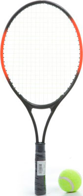 Набор для игры TSS Fortune Ракетка для бол.тенниса и мячик  в сетке  арт.Т801 свитшот mexx mx3026530 tss 001