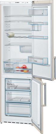 Двухкамерный холодильник Bosch KGE 39 AK 23 R двухкамерный холодильник don r 297 g
